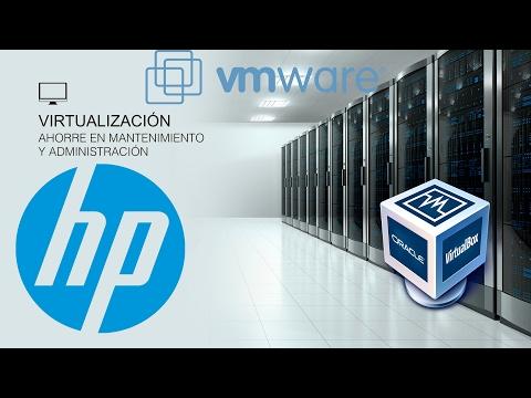 Como Habilitar la Virtualizacion de Procesador en una Laptop HP(para usar maquinas virtuales)
