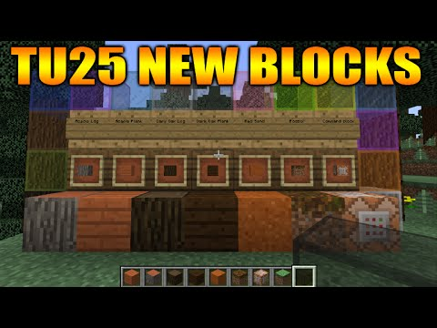 ★Minecraft Xbox 360 + PS3 Title Update 25 NEW Blocks & Items Expected  Feature Previews★