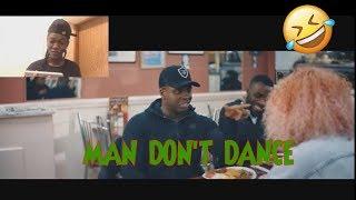 BIG SHAQ - MAN DON'T DANCE (reaction video)