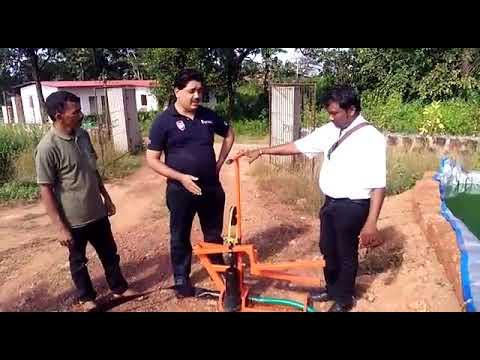 Spirulina project in Goa