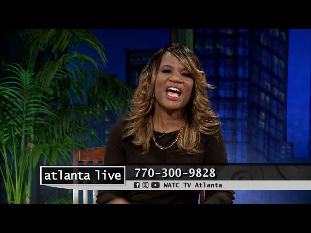 ATLANTA LIVE 09/01/21 | Kay Thompson hosts Derrick Crump & Harold Wade Sr. !