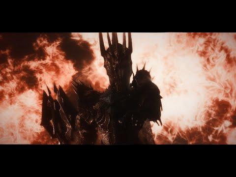 Skyrim meets Lord of The Rings - Battle of Helm's Deep (Alternate ending)