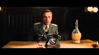 Inglourious Basterds Christoph Waltz:  Das ist ein  Bingo