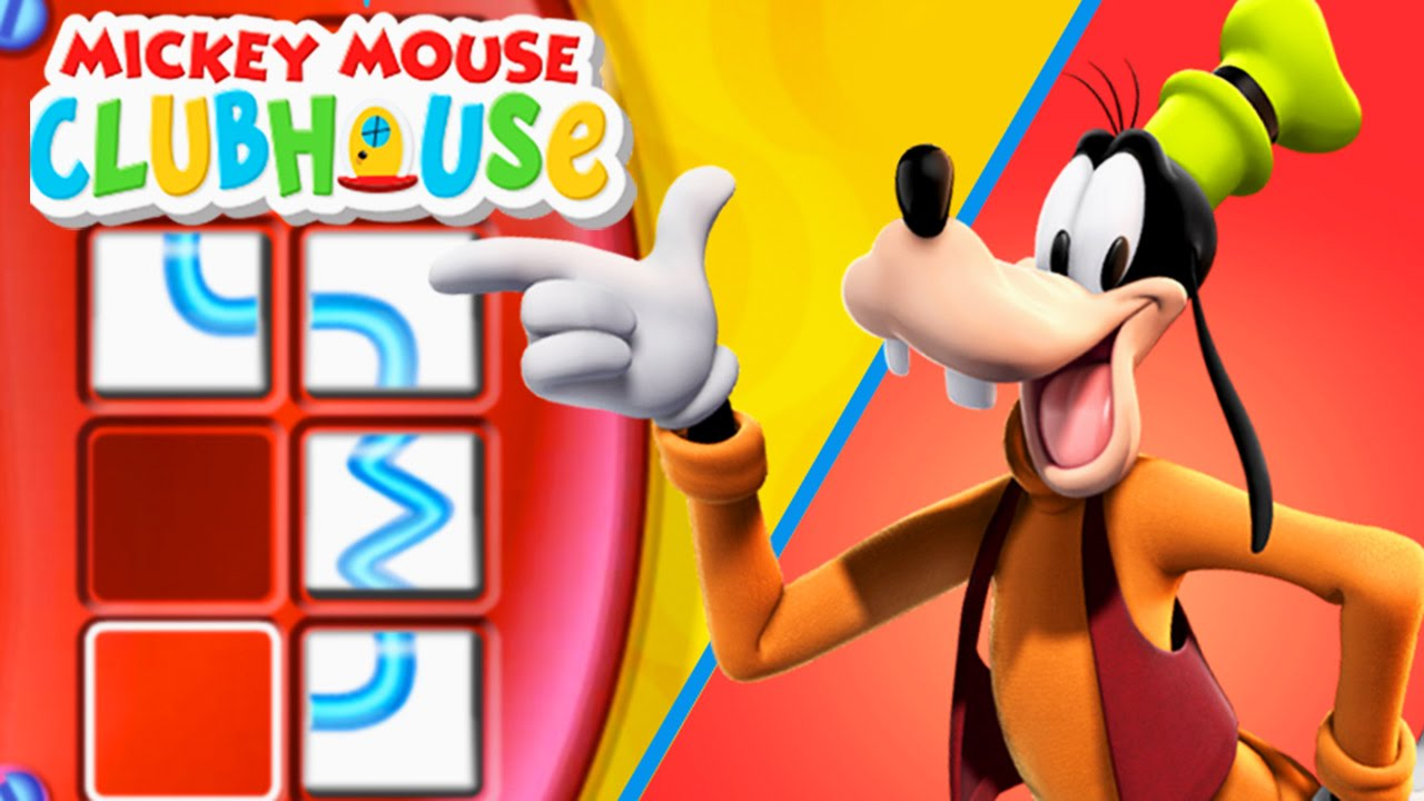 Goofy's Silly Slide Video Game