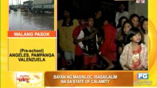 Zambales town placed under state of calamity