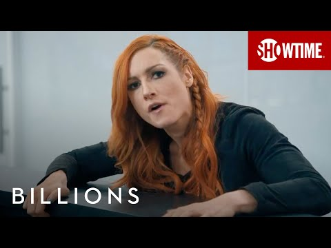 'You're Going To Have To Throw Me Out' Ep. 1 Official Clip | Billions | Season 5