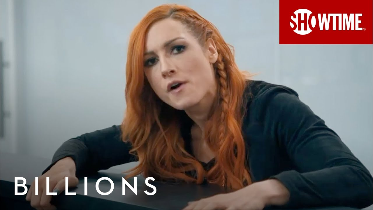 Download 'You're Going to Have to Throw Me Out' Ep. 1 Official Clip | Billions | Season 5