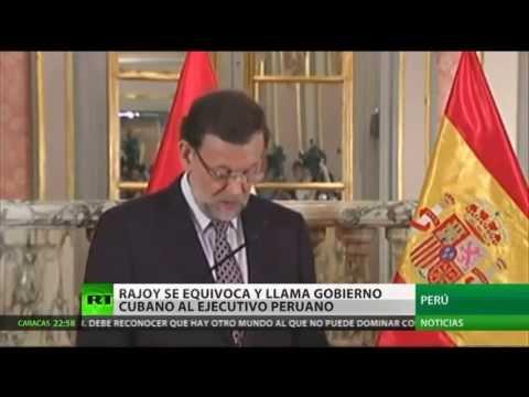 Los mejores Lapsus y Cagadas de Mariano Rajoy