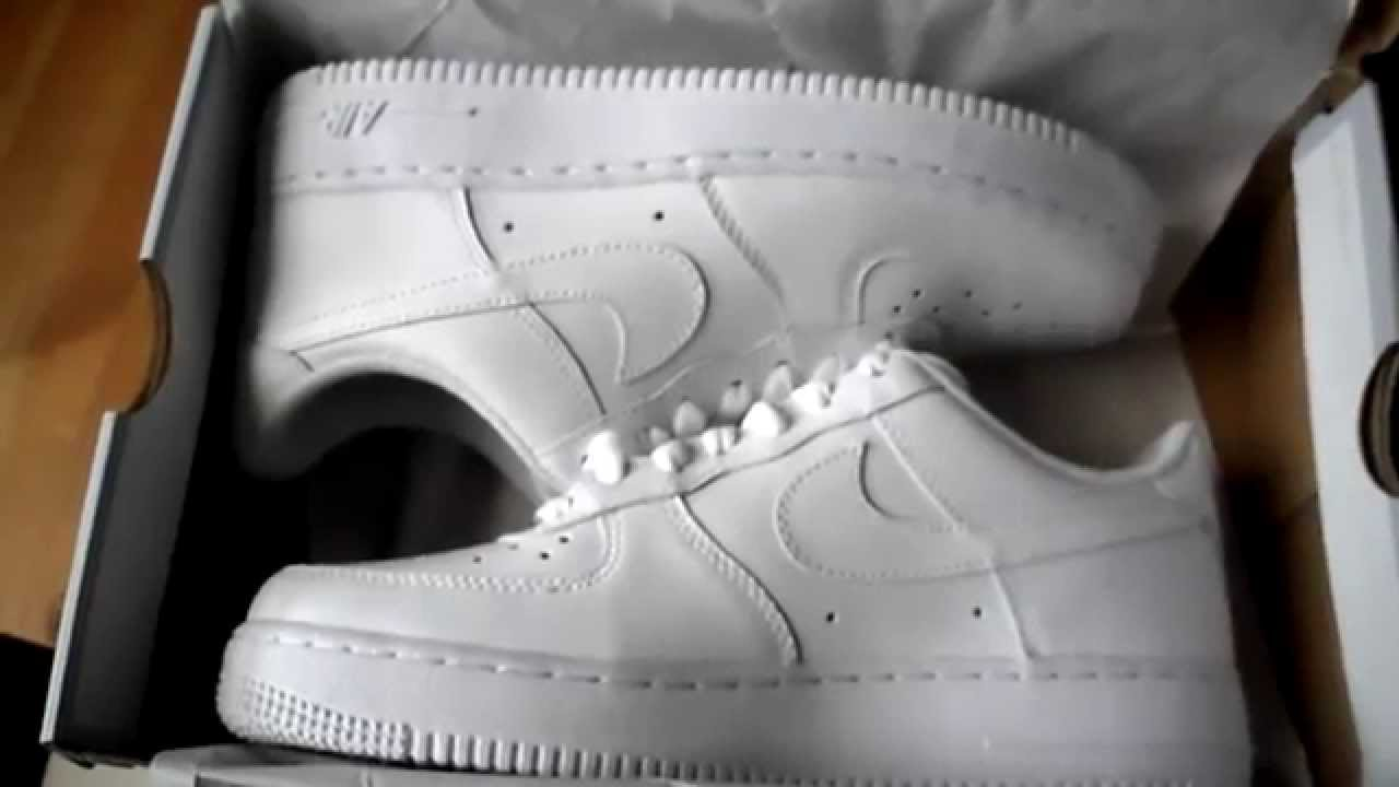 size 6 air force 1