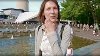 Alexanderplatz und Brandenburger Tor. Отпуск в Берлине, день 4.
