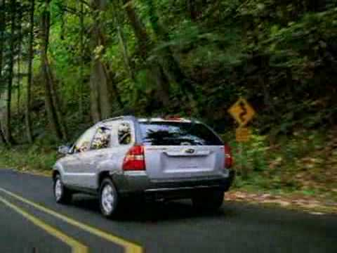 2008 kia sportage video test drive youtube. Black Bedroom Furniture Sets. Home Design Ideas