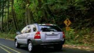 2008 Kia Sportage Video Test Drive