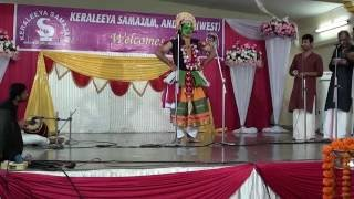 Ottamthullal ::: Onam 2016 ::: Keraleeya Samajam, Andheri (West)