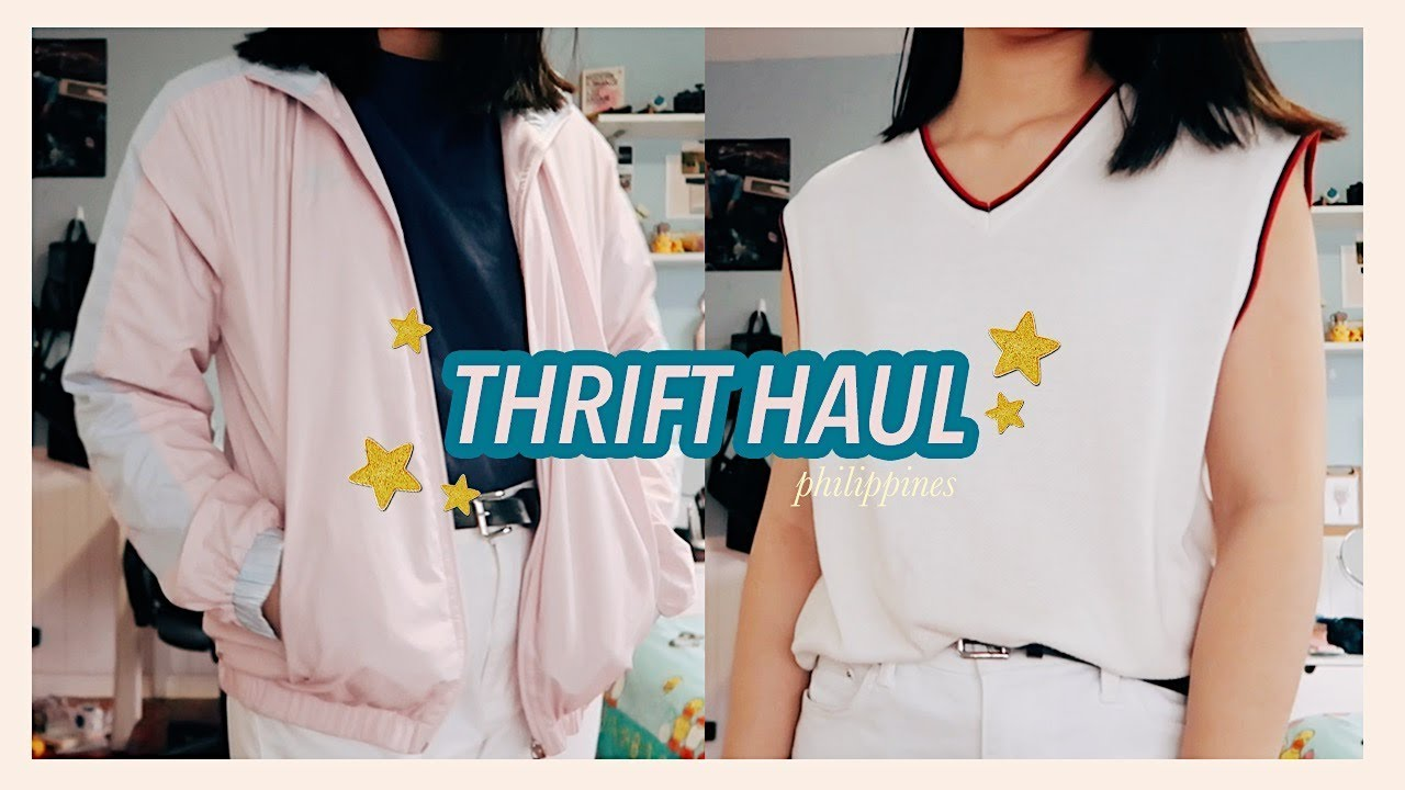 A Thrifting Day / vlog.29