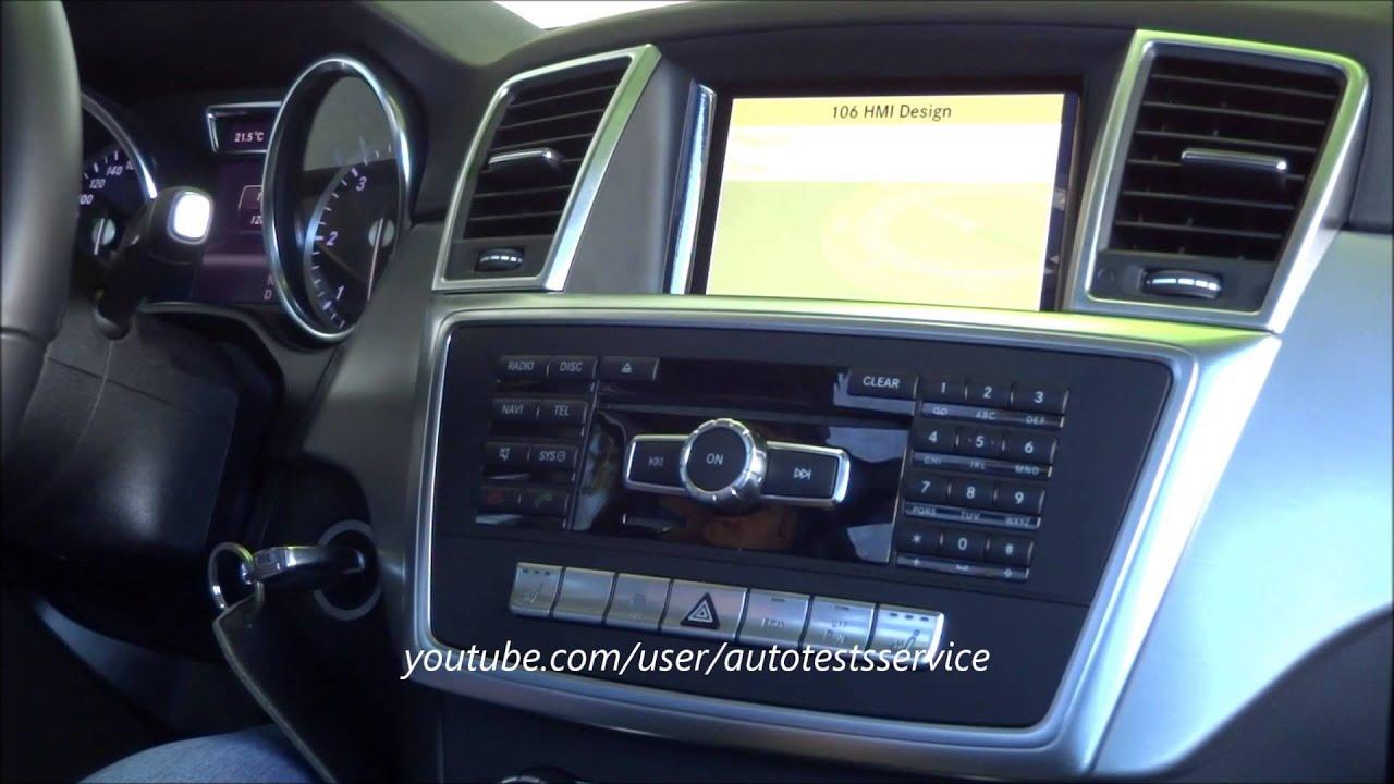 Mercedes Comand Online Ntg 4 5 Geheimmen 252 Farbschema