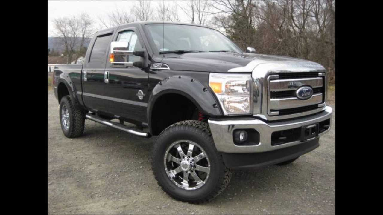 2012 ford f250 diesel rocky ridge lifted truck for sale