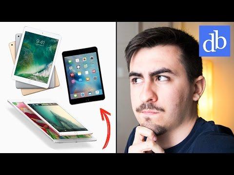 Quale IPAD comprare? Un iPad per ogni esigenza • Ridble