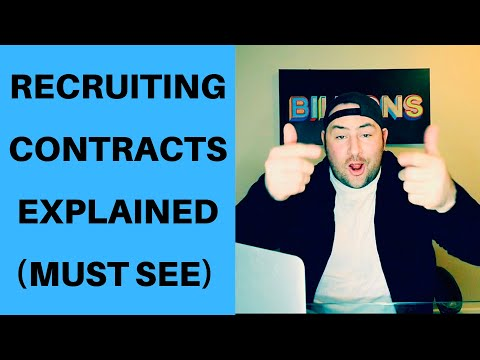 Recruiting Agency Contracts : Everything You Need To Know (and More)