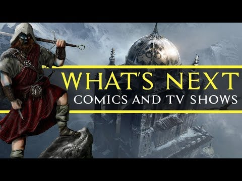 Vikings, Comics & TV s?  What's Next For Assassin's Creed