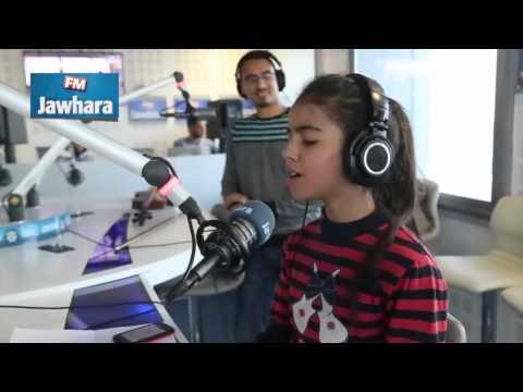 البنت التي ادهشت الملايين المشتركة ب MBC The Voice Kids بصوتها نور قمر النجمة