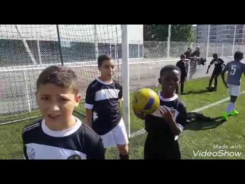 Champigny Fc 94 Vs Charenton Le Pont Categorie U11 Coach Hedi