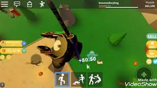 Roblox crushing simulator part 9:look at me crushing a police car