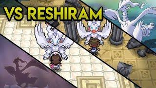 Evolution of Reshiram Battles (2011 - 2017)