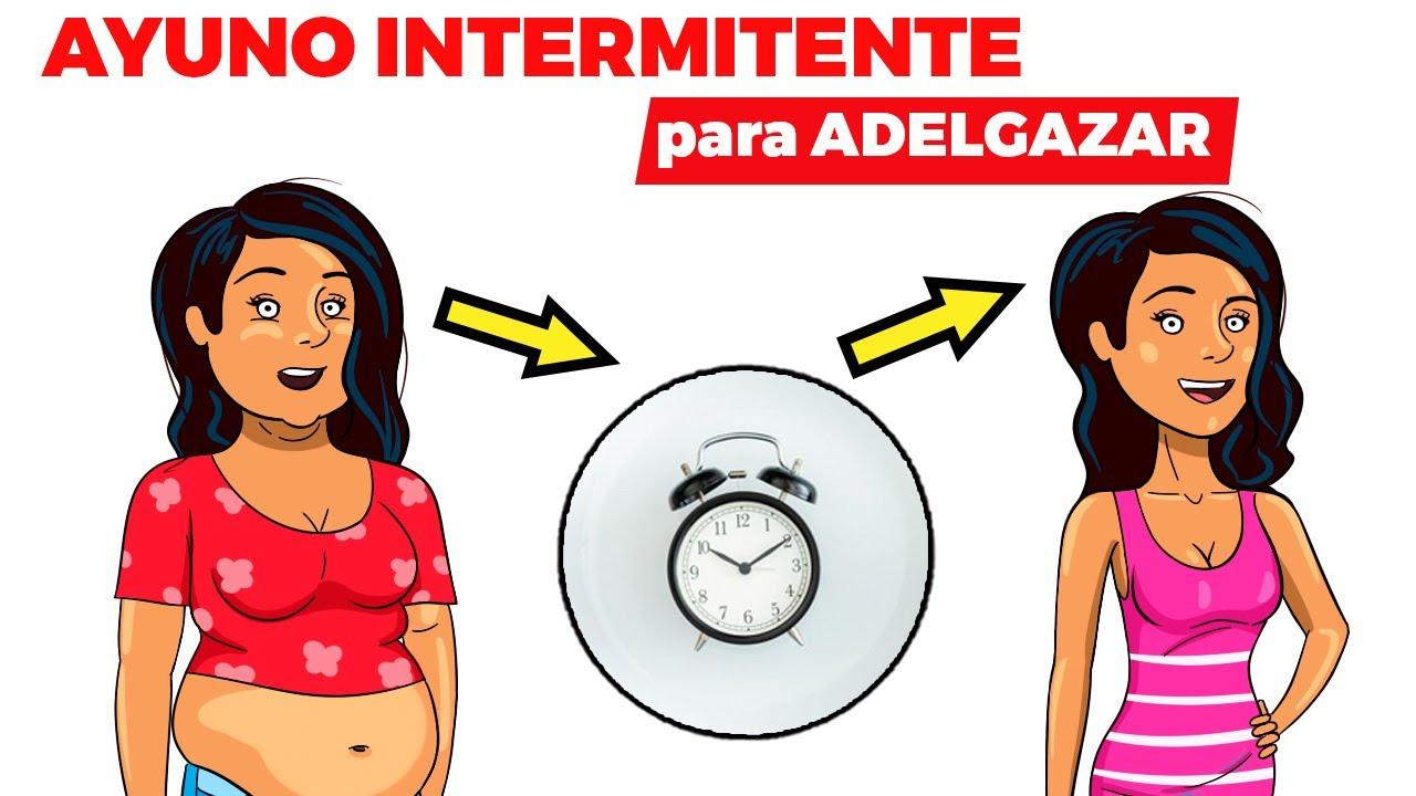¡Cómo hacer EL AYUNO INTERMITENTE Para PERDER GRASA! ⏲️..