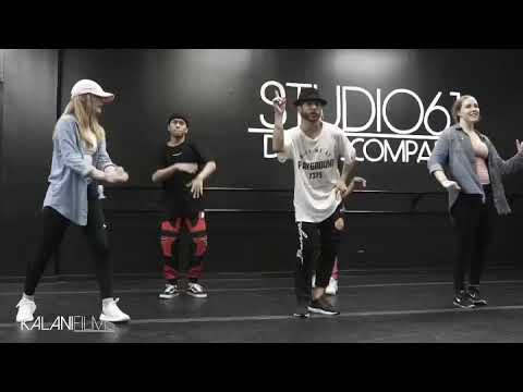 """Get On The Floor""  Misha Gabriel's Advanced Hip Hop"