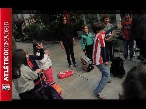 La vida puede ser maravillosa. Atlético de Madrid, finalista de la Europa League 2012