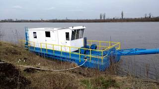 Земснаряд DRW-160025 производство Земснаряды Украины
