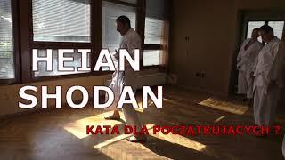 Heian Shodan. Kata dla początkujących?