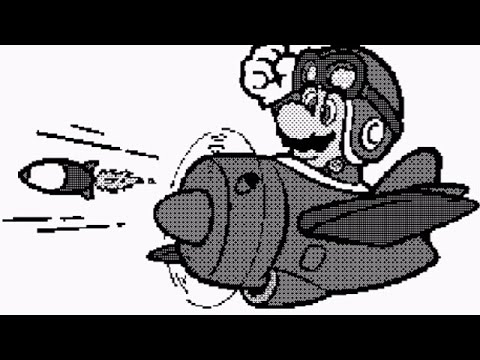 Super Mario Bros Print World PC Demonstration NintendoComplete