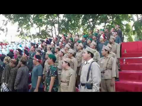 SPEGA 'S CHOIR.... @ BALAI KOTA SURABAYA... #haripahlawan