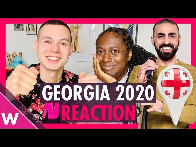 Eurovision 2020 Georgia Tornike Kipiani -