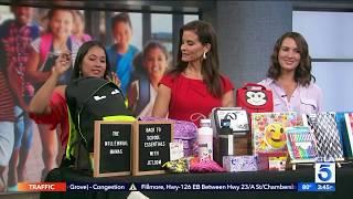 The Millennial Mamas on KTLA 5 News