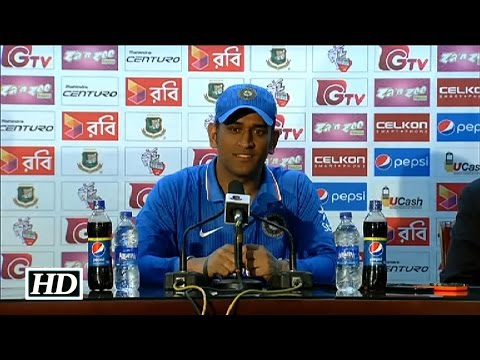 MS Dhoni Offers to Quit ODI Captaincy