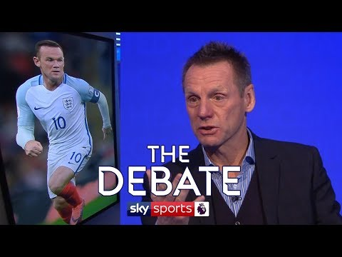 Stuart Pearce explains why he is 'totally against' Wayne Rooney's farewell game | The Debate