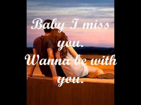 CHRIS NORMAN - BABY I MISS YOU LYRICS