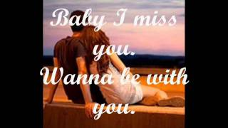 Baby I Miss You By Chris Norman with lyrics.wmv