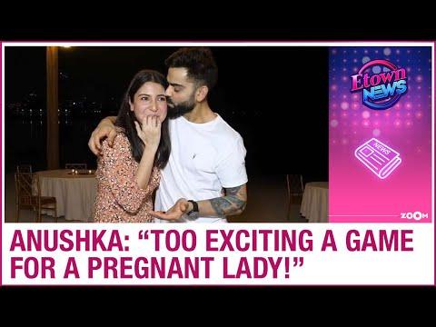 Anushka Sharma's UNMISSABLE reaction on husband Virat Kohli's team winning a nail-biting match