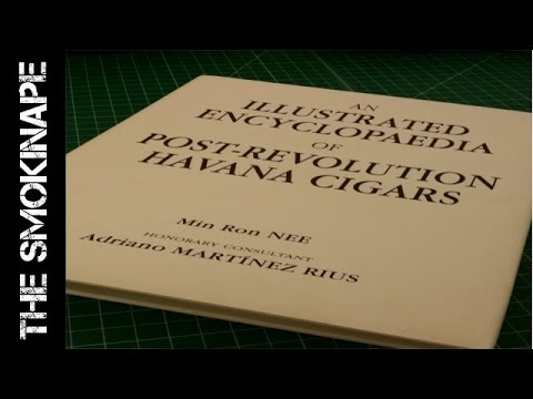 Min Ron NEE (MRN) An Illustrated Encyclopedia of Post-Revolution Havana Cigars - Book Review