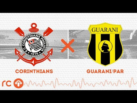 Corinthians 2x1 Guaraní-PAR - 12/02/2020 - Libertadores - Futebol RC