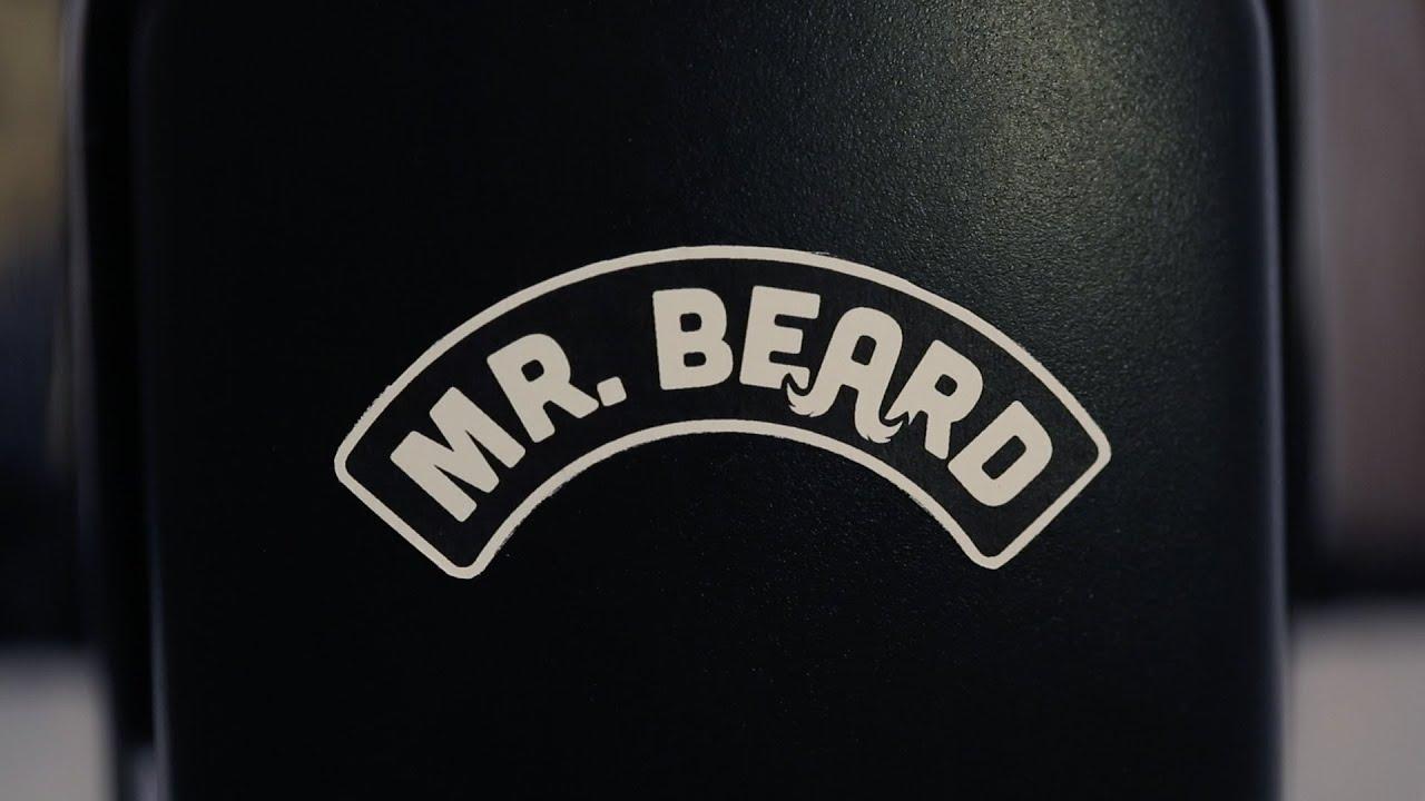 beard machine