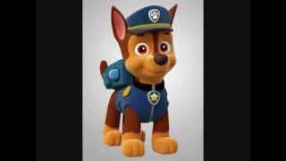 Paw Patrol Character Themes