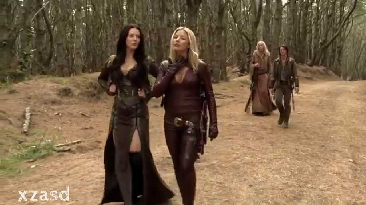 Cara and Kahlan - I'll Love You For A Thousand Years