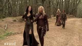 Cara and Kahlan - I