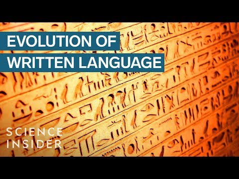 How The World's First Written Languages Spread