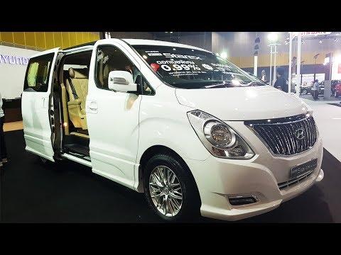 The New Hyundai Grand Starex Premium