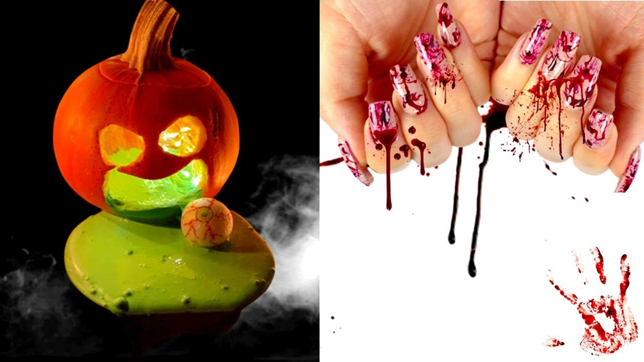 20 Last Minute Halloween Ideas! DIY Halloween Decor Ideas and Hacks by Girl Crafts